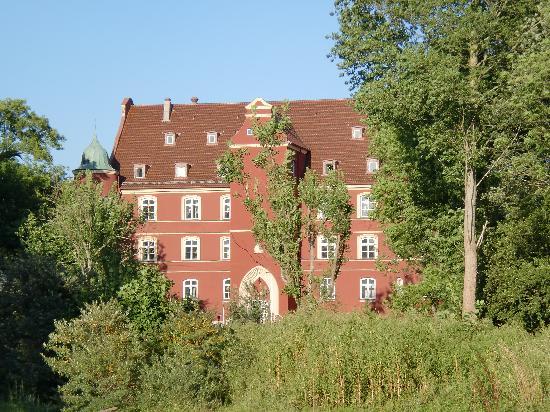 Schloss Spyker: Schloss