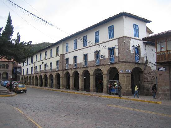 Villa Mayor Hostal: Villa Mayor, Cusco