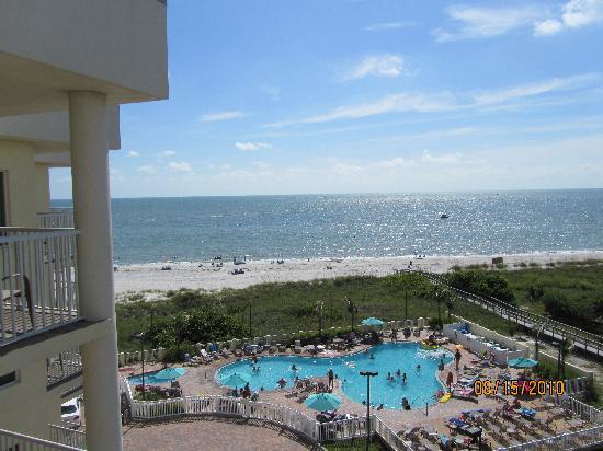 Sunset Vista Beachfront Suites Treasure Island Reviews