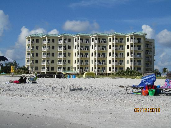 Second Bedroom So Cute Picture Of Sunset Vistas Beachfront Suites Treasure Island Tripadvisor
