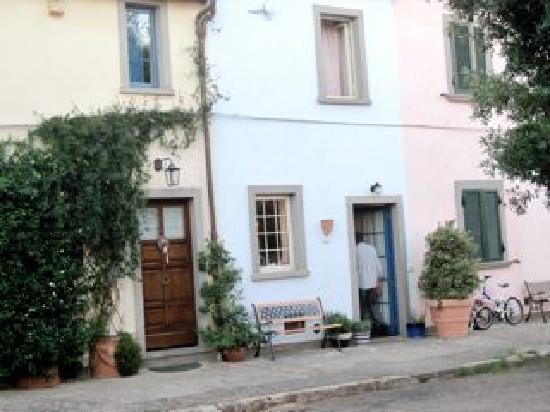 Bagnoregio, Itália: Notra Casa