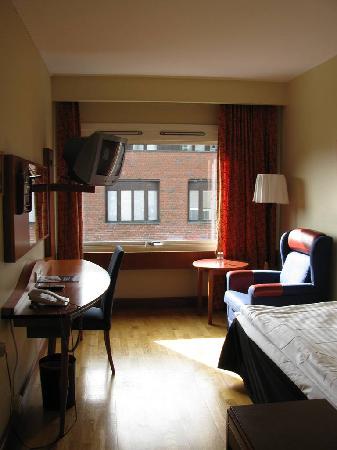 Halmstad, Sweden: Single Bedroom