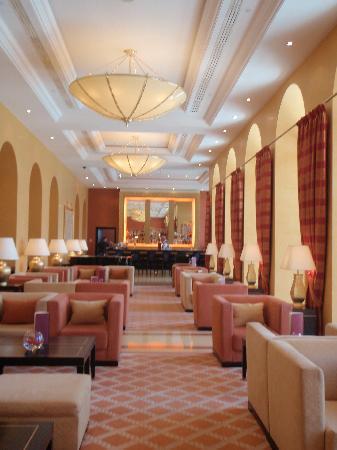 Hilton Imperial Dubrovnik: Lounge area