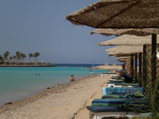 Arabia Azur Resort: sea
