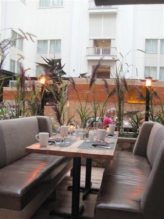 The Nines, a Luxury Collection Hotel, Portland: Urban farmer
