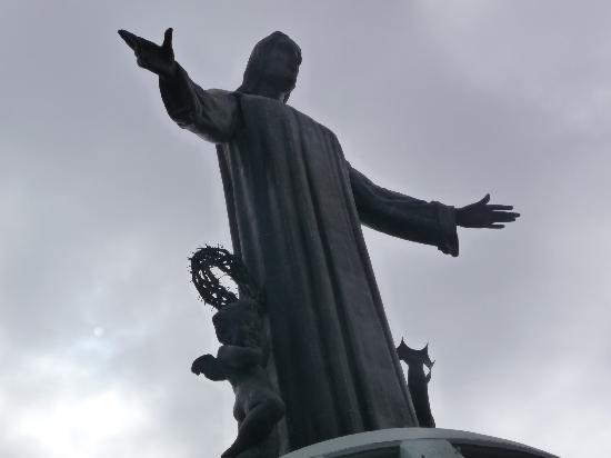 Santuario de Cristo Rey: Cristo 2