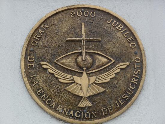 Santuario de Cristo Rey: Sello de Cerro del Cubilete