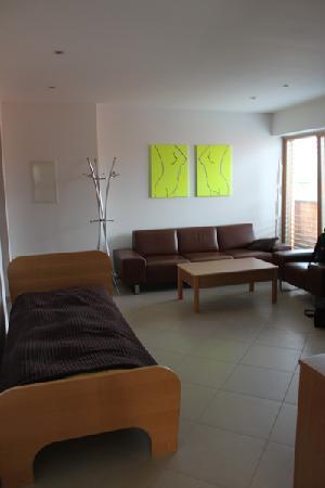 Hotel Zum Goldenen Engel: living room