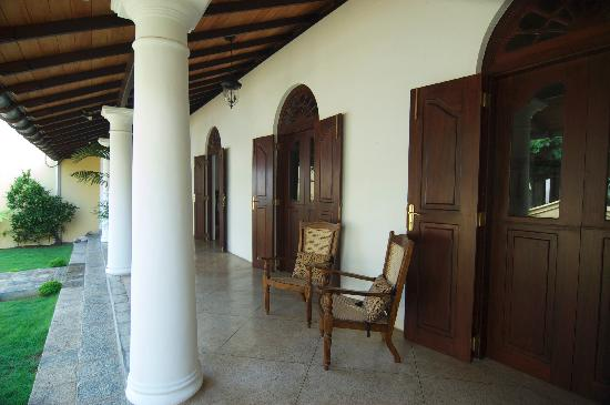Galle Heritage Villa by Jetwing: The Galle Heritage Villa