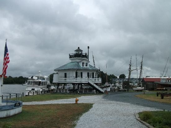 St. Michaels, MD: Hooper Strait Lighthouse