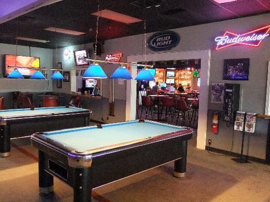 Fanatics Sports Bar Chattanooga