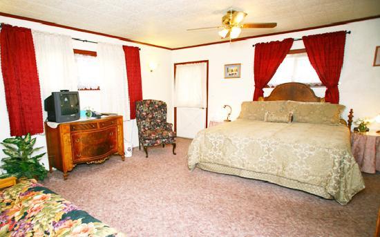 Aspen Inn Bed and Breakfast: Aspen Inn Flagstaff Bed and Breakfast Wilson Room