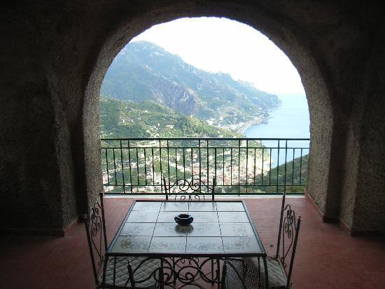 Hotel Parsifal Antico Convento del 1288: Terrasse