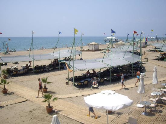 Limak Lara De Luxe Hotel&Resort: Beach