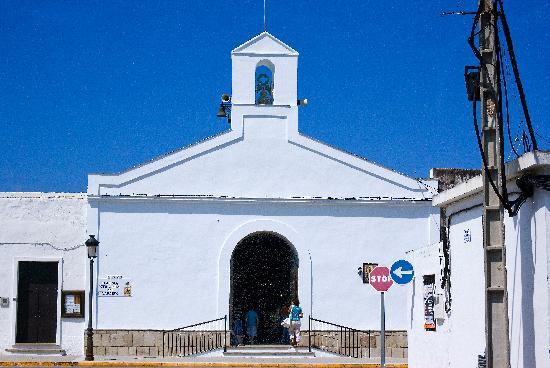 Zahara de los Atunes, สเปน: Iglesia del Carmen