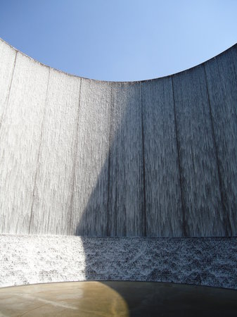 Houston, TX: The Water Wall