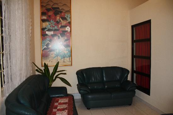 Sarang Galloway Bed & Breakfast: living room