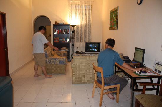 Sarang Galloway Bed & Breakfast: free internet
