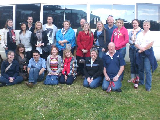 Bushtucker River & Wine Tours: Amazing group!