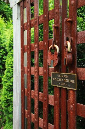 New Hope, PA: Jail Gate