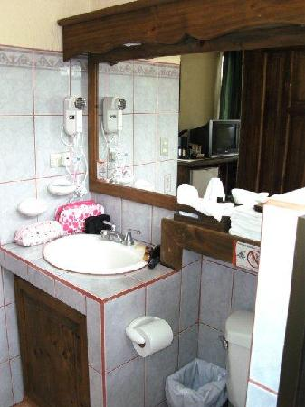 Arenal Springs Resort and Spa : hotel bathroom