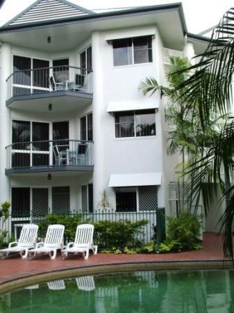 Citysider Holiday Apartments: Citysider Cairns - Building complex