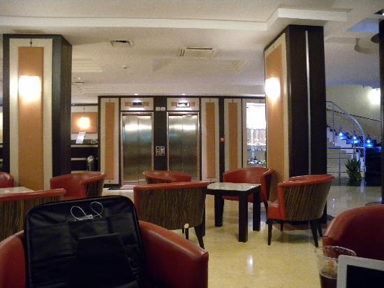 Hotel San Mauro: 2 ascenceurs