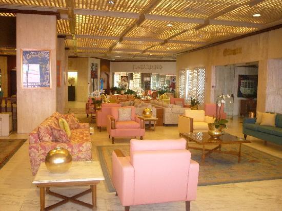 Al Bustan Hotel & Spa: Al Bustan lounge