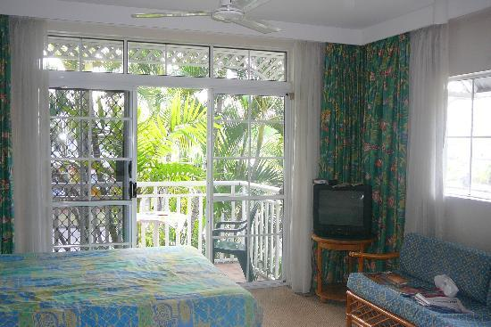 Reef Palms: Our room