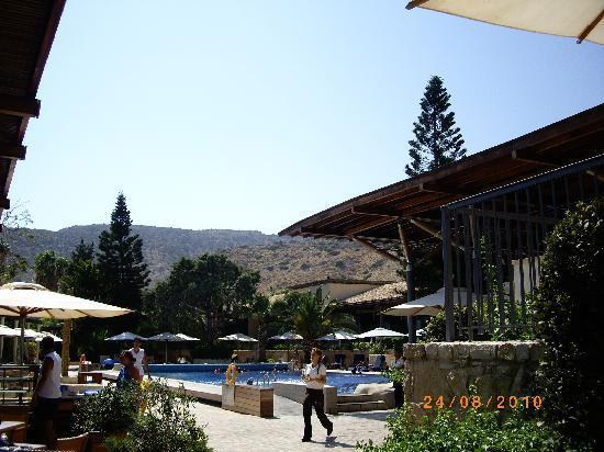 Columbia Beach Resort Pissouri: Pool
