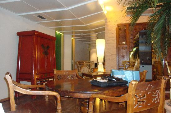 Hotel Les Arcades: L'hôtel