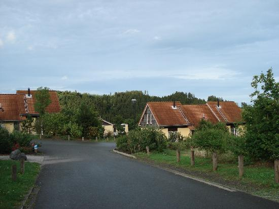 Center Parcs Park Hochsauerland: View of road from outside 265