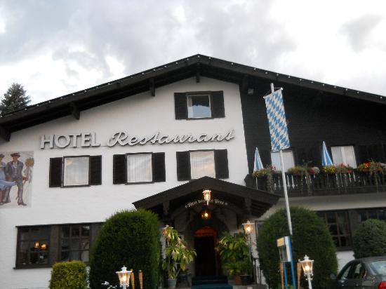 restaurants in bad wiessee