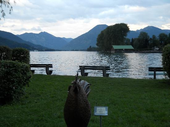 Hotel Resi von der Post : Bad Wiessee - Tegernsee