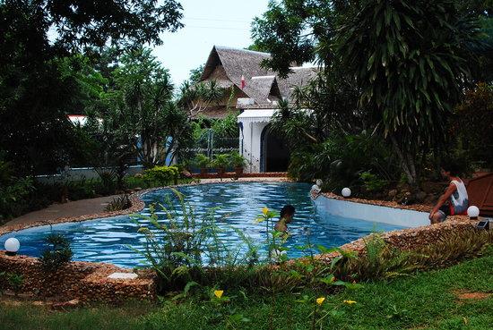Princess of Coron: The Swimming Pool
