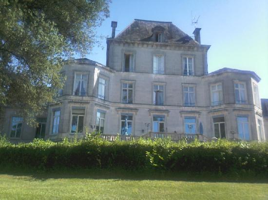 Domaine du Breuil: L'hôtel
