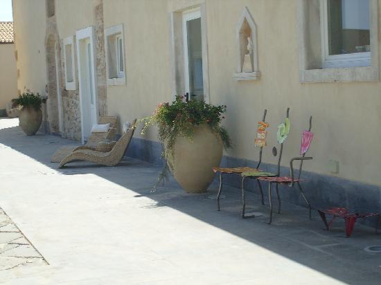 Hotel Borgo Pantano: Ingresso struttura
