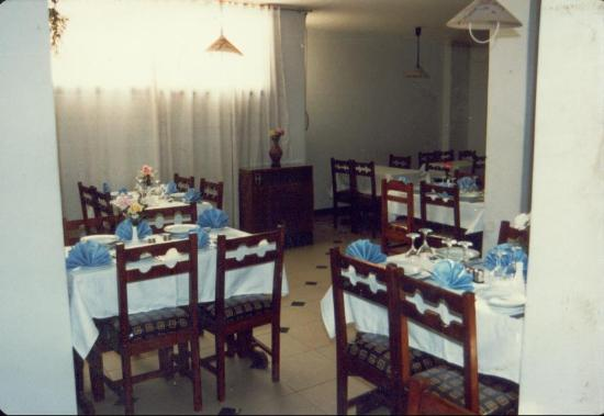 Anglo Hotel: resturant