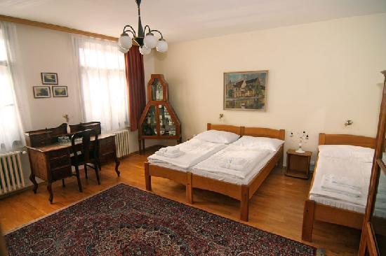 Hotel Klika : triple room
