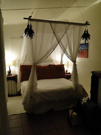Kingfisher Lodge: Chambre 1