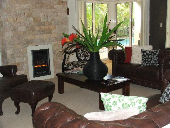 Avon Lodge Bed & Breakfast : Bright and airy