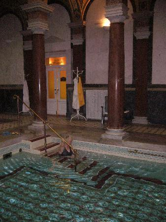 Danubius Health Spa Resort Nové Lázně: Spabereich