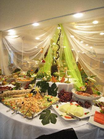 Levante Park Hotel: Yummy food