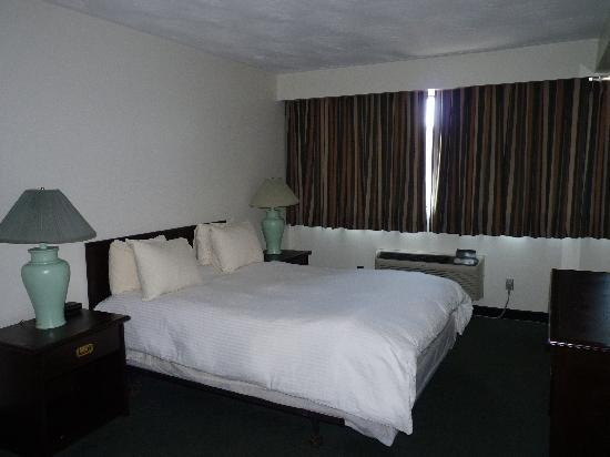 The Business Inn & Suites: Schlafzimmer