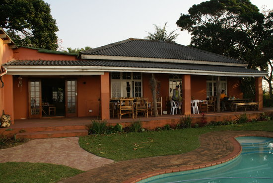 Kuboboyi River Lodge: Le lodge