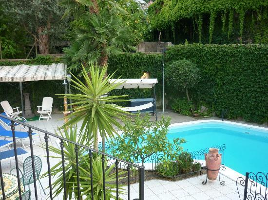 Villa Adriana Guesthouse Sorrento: Pool area