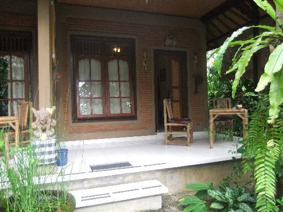 Padma Ubud Retreat: The bungalow
