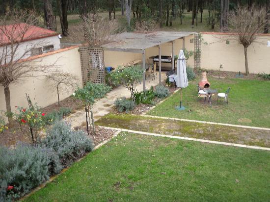 Villa Provence: Nice BBQ area