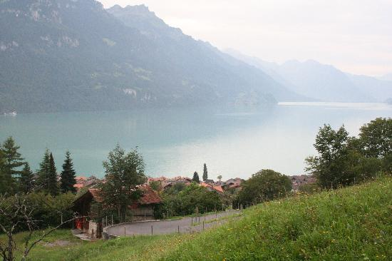 Lake Brienz: ロートホルン鉄道からブリエンツ湖