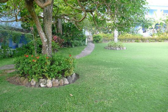 Jamaica Inn: giardini